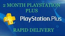 2 MONTH PLAYSTATION PLUS | PS4, PS3, PS VITA | ❗️RAPID DELIVERY❗️| ‼️CHEAPEST‼️