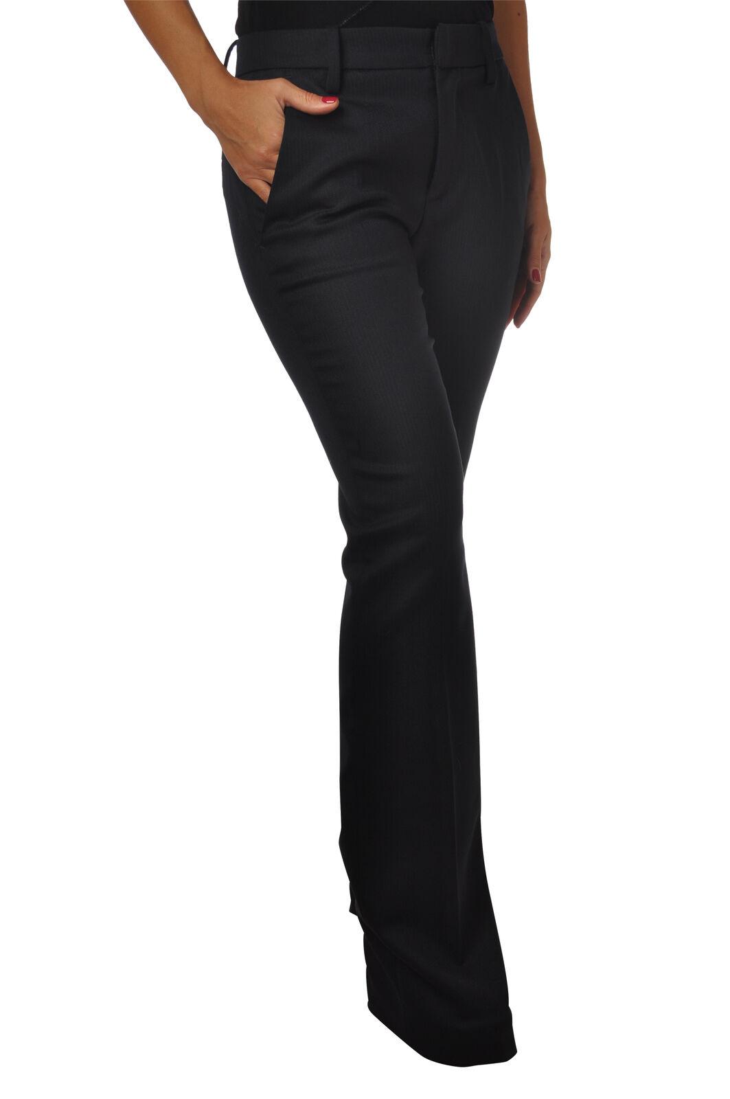 Dondup - Pants-Pants - Woman - Blau - 5747218L181852