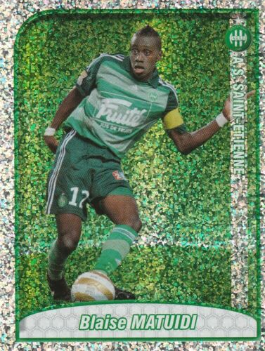 SAINT ETIENNE STICKERS IMAGE PANINI a choisir FOOT 2010