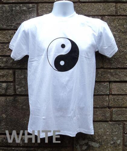 Taoïsme//Tai Chi//Kung Fu Homme T Shirt Yin Yang T Shirt