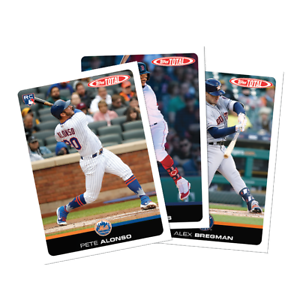2019-Topps-Total-Wave-3-YOU-PICK-CARDS-FINISH-YOUR-SET-BETTS-Pete-Alonso-SNELL