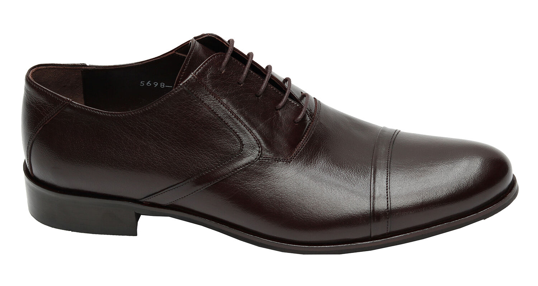 Antonio Leder Herren Schuhe Muga*5698*Gr.40 Braun
