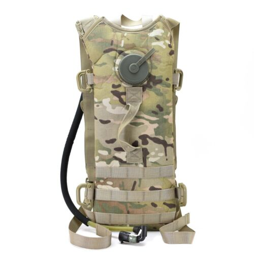 Genuine US army Molle II hydration system carrier Bladder Backpack multicam camo