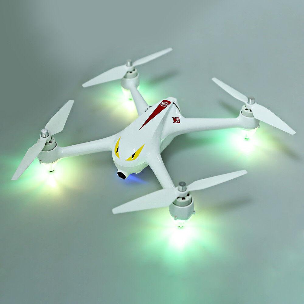 MJX errores 2 B2C 2.4GHz 4CH RC Cuadricóptero Drone GPS Modo sin cabeza Sin Escobillas Rtf