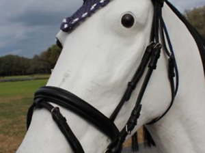 IDEAL EQUESTRIAN LEATHER  PONY BRIDLE with REINS  the best selection of