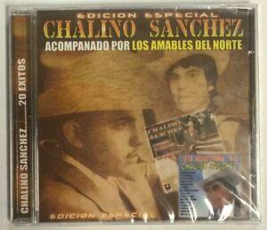 Chalino-Sanchez-Acompanado-Por-Los-Amables-Del-Norte-Music-CD