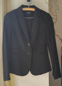 Das Bild wird geladen Damen-Jackett-Blazer-Jacke-38-Mexx-metropolitan- schwarz 0a5deb3c0a