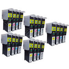 20 PK For Lexmark 100 XL NON-OEM Ink Cartridge 5 Set Pro901 Pro905 Pro205 S505