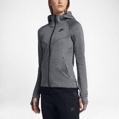 Nike Sportswear Advance 15 Hoodie FZ Fleece Black