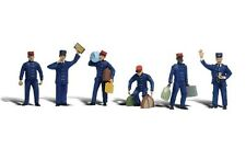 Woodland Scenics (HO-Scale) A1847- Scenic Accents Figures -Train Personnel
