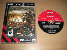 PRAETORIANS Pc Cd Rom MAD - RTS STRATEGY  FAST DELIVERY