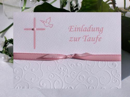 EINLADUNG Zwillinge EINLADUNGSKARTEN zur Taufe individualisierbar