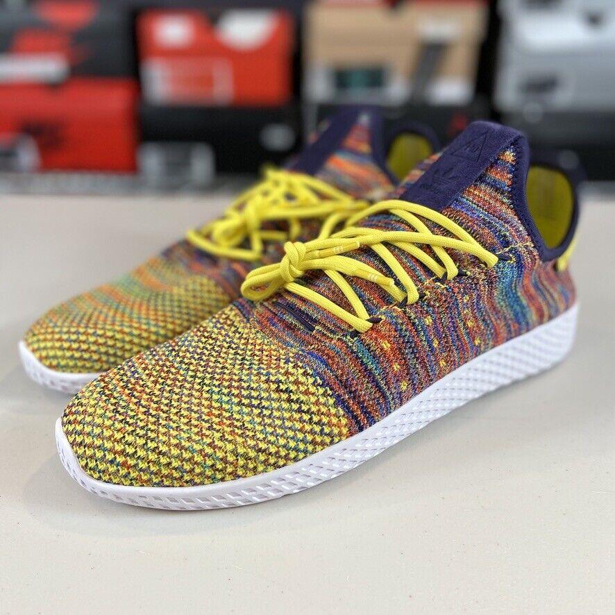 adidas Pharrell x Tennis Hu 'Multi