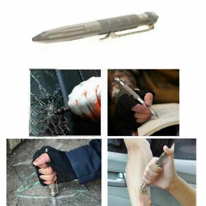 Nuovo-Se-stesso-Difesa-Tattico-Penna-aviazione-Alluminio-Emergenza-Strumento