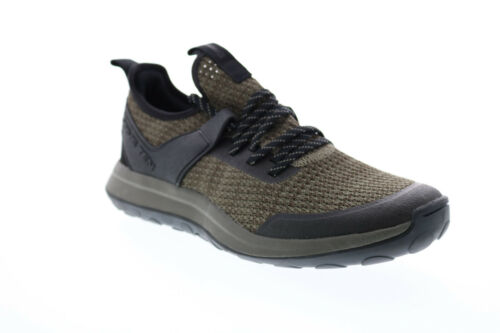 Five Ten Access Knit DB2674 Mens Brown Canvas Lace Up Athletic Hiking Shoes 9