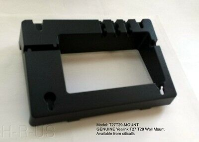 Yealink T27T29-DeskMount Base Bracket Stand for T27 T27P T27G T29 T29G Phones