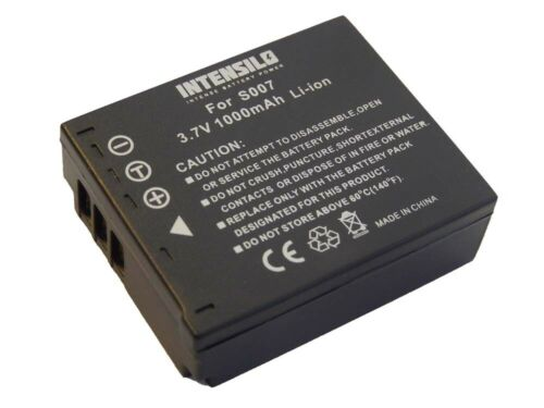 Batería 1000mAh para PANASONIC DMW-BCD10 Cgas 007