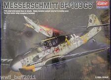 Academy F1009: 1/48 Bf109G6