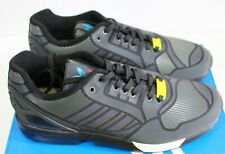 adidas Men ZX Flux Black XENO B24441 Snakeskin 3m Reflective