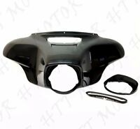 Abs Outer Fairing Body For Harley Touring Street Electra Glide Road King '14-'16