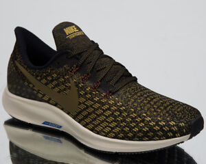 bd19d207a15 Nike Air Zoom Pegasus 35 Men s Running Shoes Black Olive New ...