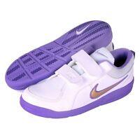 Nike Pico 4 (ps)- 454477-114 -shoe Baby Girl