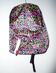 de dos dos cœurs école à à noir neuf sacs sacs dos Sac à surfeur wAIP4q