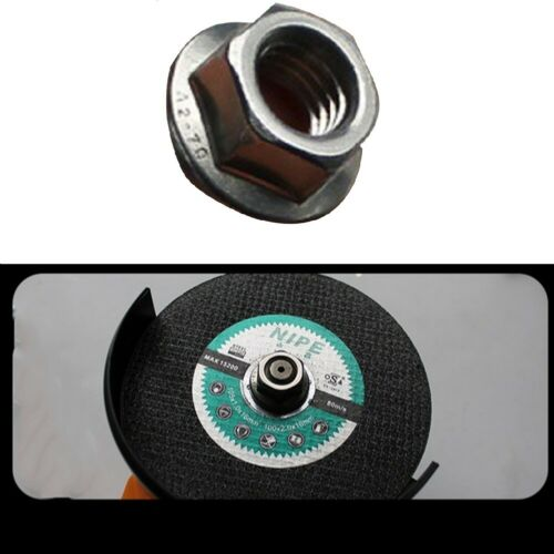 2pcs Hexagon Nut Tools Replacement For Angle Grinder Modification Accessory HQ