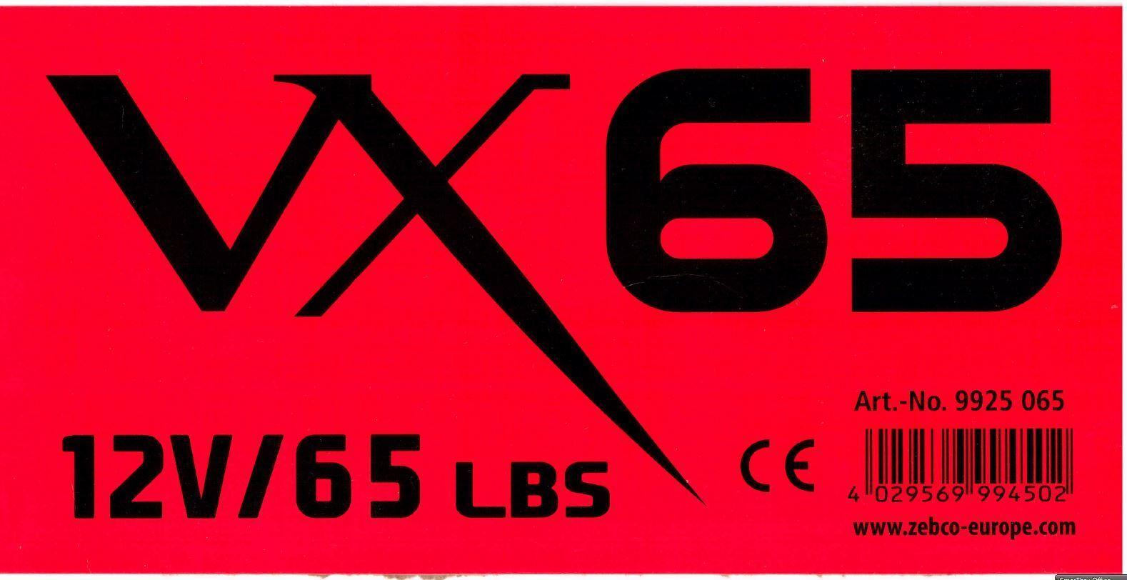 ZEBCO RHINO R - VX NEUES 65 SUPERSPORT ELEKTROStiefelMOTOR 12VOLT NEUES VX MODELL 2017 8c356f