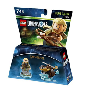 Toys-Lego-Dimensions-Fun-Pack-Lord-of-the-Rings-Legolas-Video-Game-GAME-NEW