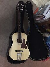 Harmony Stella Acoustic Guitar With Case