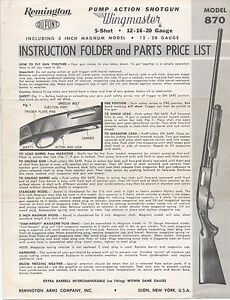 Wondrous Fotos Remington 870 Wingmaster Parts List Wallpapers Basic Wiring Database Ioscogelartorg