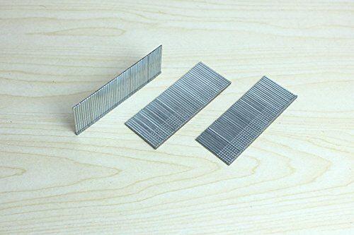 """MEITE 16 Calibre 1-1//4/"""" Galvanisé STRAIGHT finition Brad Clou 2,500//Box 2 boîtes"""