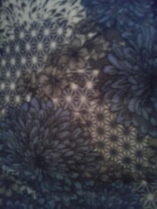blue white daisies mom grandma 54x60 xxlg fleece blanket free