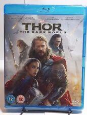 Marvel's Thor The Dark World 2013 (Blu-ray,Region Free)Brand NEW - Free Shipping