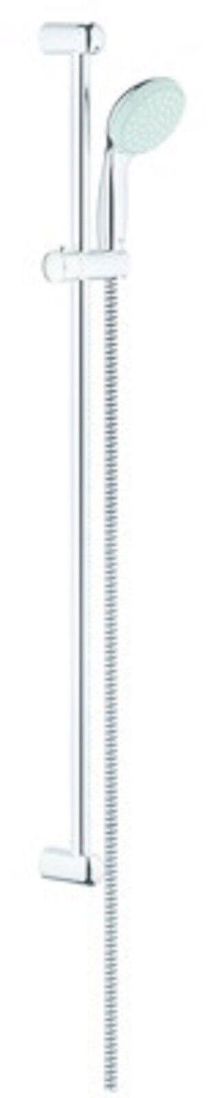 Brausegarnitur Tempesta 60cm m.Handbrause 2-str.verchromt Grohe