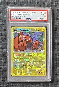 Pokemon-PSA-9-Frost-Rotom-Holo-Platinum-Rising-Rivals-rt2