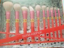 Sonia Kashuk Limted Edition Color Shock 10 Piece Brush Set