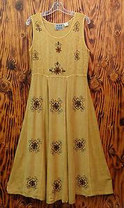90s-Dress-Embroidered-Rayon-Washed-Rayon-Hippie-Dress-Boho-Rayon-Dress