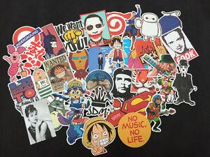 50-X-Graffiti-ART-Stickers-Car-Decal-Vinyl-Skate-Snow-Surf-Board-Laptop-Guitar