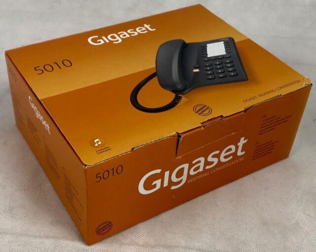 Gigaset 5010 Festnetztelefon (anthrazit)