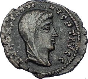 Divus-Saint-CONSTANTINE-I-the-GREAT-347AD-Authentic-Ancient-Roman-Coin-i65710