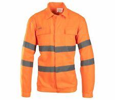Bundjacke Arbeitsjacke HE-Jacke Berufsjacke Montagejacke Workwear Sand