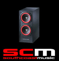 Cerwin-vega Ve-28s Hi Fi Home Theatre Dual 8 Inch Powered Subwoofer Speaker Sub