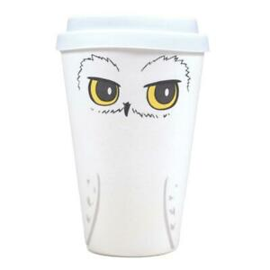 Hedwig Bamboo Travel Mug Tasse Harry Potter