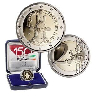 2 euro commémorative Italie 2021 BE - Rome, capitale depuis 150 ans