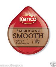 48 x Tassimo Kenco Cafe Crema,  Americano Smooth  Coffee T-disc (Sold Loose)