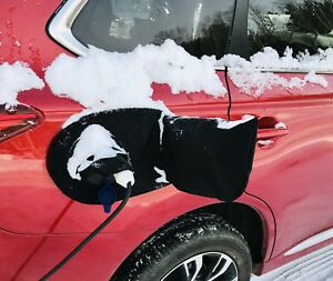Mitsubishi-Outlander-PHEV-EV-Port-Snow-cover