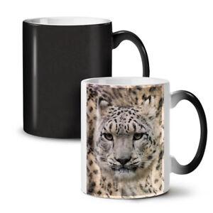Big cat Beast Wild NEW Colour Changing Tea Coffee Mug 11 oz | Wellcoda