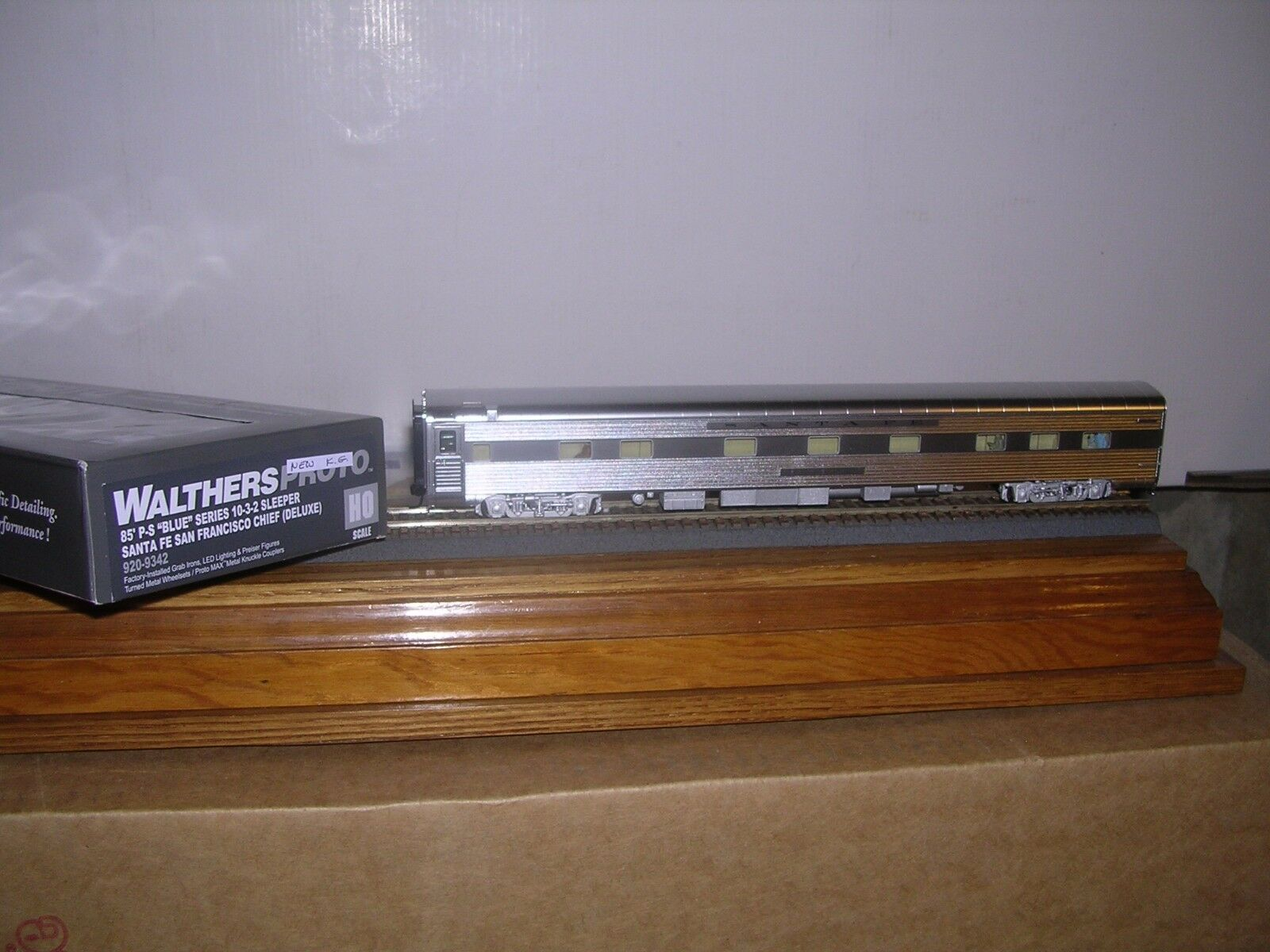 para barato Walthers Projoo  920-9342 Santa Fe Fe Fe P.S. optimizada 85' 10-3-2 Durmiente h.o.g 1 87  tiendas minoristas